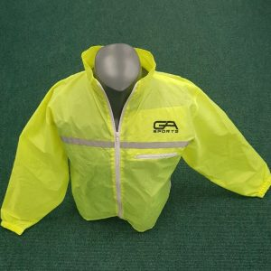 Reflective full sleeve training jacket