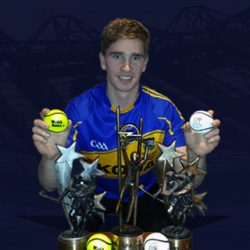 Brendan Maher - Tipperary Hurler - Fan of O'Connor Sliotar and GA Sports Wall ball