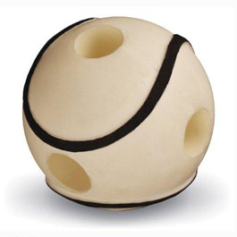 Indoor 6 Hole Sliotar - sold by GA Sports