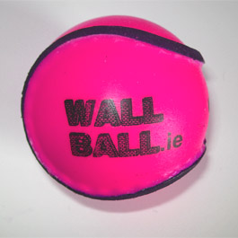 Wall Ball Camogie Pink Size 4