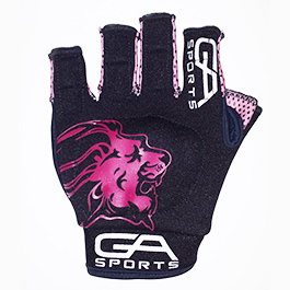 Ladies Camogie Glove - Pink-180