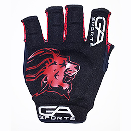 Mens Hurling Glove - Red-170