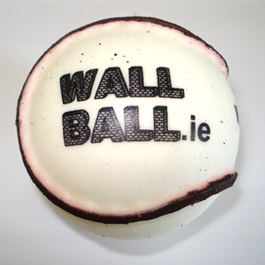 Wall Ball Junior White