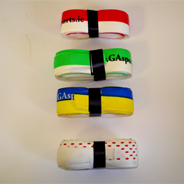 Pu Grips - Dual Colour - sold by GA Sports