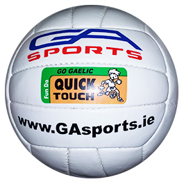 Go Games Quick Touch Football- Football Balls - sold by GA Sports