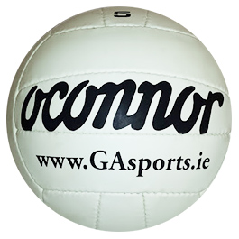 Size 5 Gaelic Football - O'Connor brand - sold by GA Sports