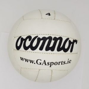 O'Connor Size 4 Gaelic Football - Match Ball - GAA equipment sold online by GA Sports