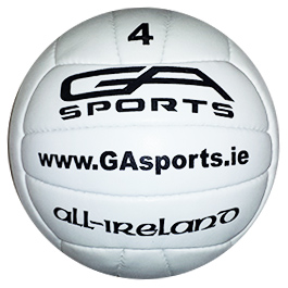 Size 4 Gaelic Football- Balls for Matches & Training - sold by GA Sports