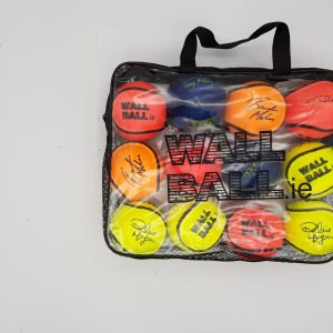 Signature wall ball pack of 12
