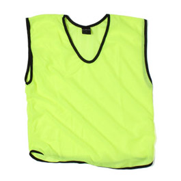10 Mesh Bibs Flourescent - sports training equipment sold online by GA Sports