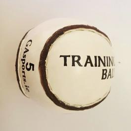 Training Ball - hurling sliotar by GA Sports
