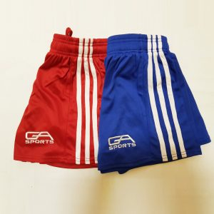 Hurling shorts - GAA training gear - GA Spors