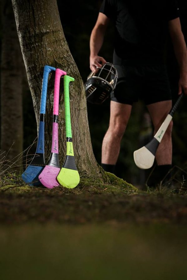 Reynolds Composite Hurleys - 3 colours - pink, blue and green