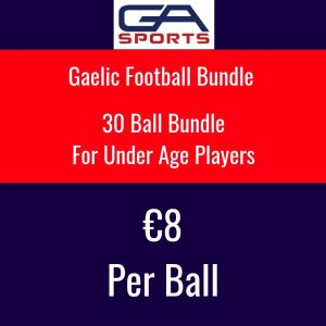 30 Gaelic Football Bundle ForUnder Age Players €8 per ball