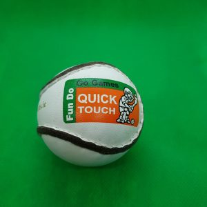 Quick touch Gold Sliotar - Kids sliotar - hurling supplies by GA Sports