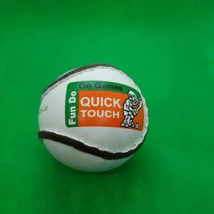 Quick touch Gold Sliotar - Kids sliotar - hurling supplies by GA Sports