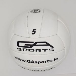 Size 5 Gaelic Football Training Ball - GAA equipment by GA Sports