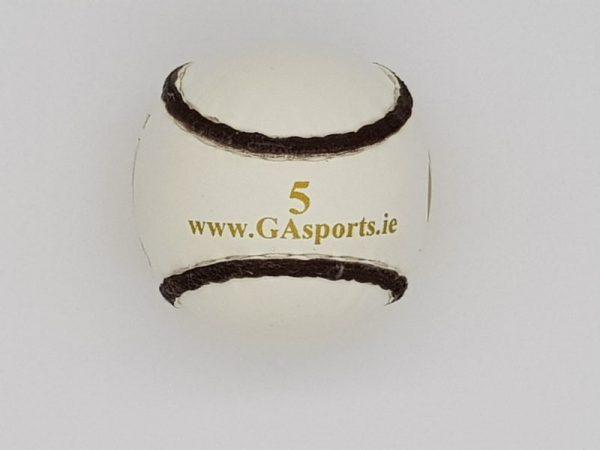 O'Connor Gold Sliotar - Size 5 Match Ball - Hurling Equipment by GA Sports