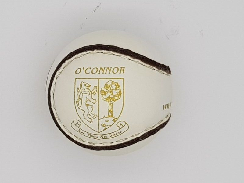 O'Connor Gold Sliotar - Size 5, Size 4 & Size 3 Match Balls- Hurling Equipment by GA Sports
