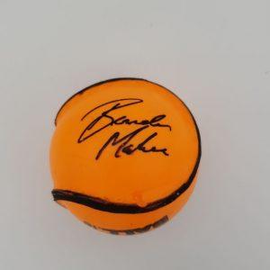 Brendan Maher Signature Wall Ball - Hurling and Camogie