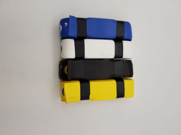 O'Connor hurling grips - different colours - all rolled up